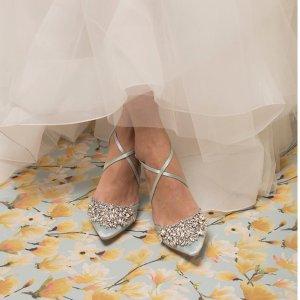 New In Badgley Mischka Shoes @Walmart