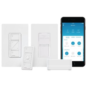 Today Only: Up to 27% offSelect Lutron Dimmers & Switches on Sale @ The Home Depot