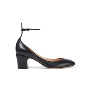 Valentino Garavani皮质单鞋