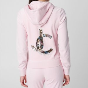 Today Only: $49.99(Org.$168.00)Luxe Sequin Velour Jacket @ Juicy Couture