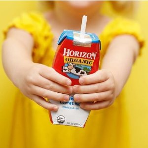 $11.38Horizon Organic UHT Chocolate Milk Boxes, 1% Single Serve, 8 Oz., 18 Count