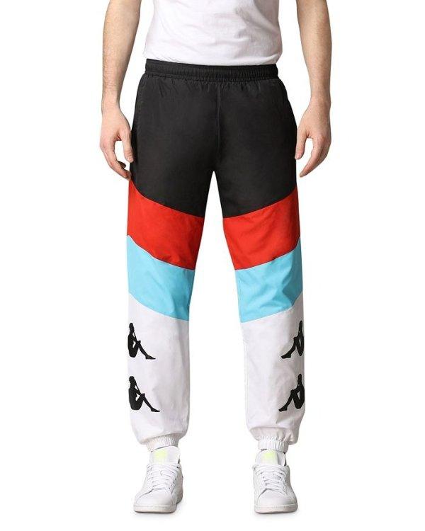 Authentic Race Clovy 男裤