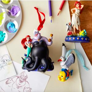 DisneyUrsula and Ariel 可放音乐装饰