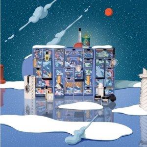 售价€350 正式上线啦上新:Diptyque 圣诞日历 25款超火香氛蜡烛、香水一次尝试