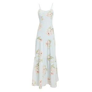 Intermix封面同款丝质连衣裙