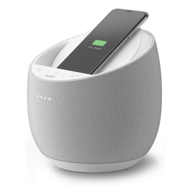 Belkin SoundForm Elite HiFi蓝牙音响 支持无线充电