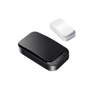 $49.99 双色可选Swisstek 二合一手机紫外线消毒盒,支持无线充电