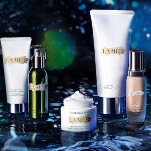 送神奇面霜 14ml、明星洁面30ml最后一天:La Mer 十大明星产品推荐 贵妇护肤买什么