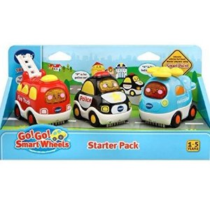 $12 VTech Go! Go! Smart Wheels Starter Pack
