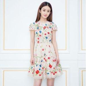低至2.5折 超多仙女裙等你来Alice+ Olivia 惊喜折扣上线 超多美裙等你来 杨颖 赵丽颖都爱