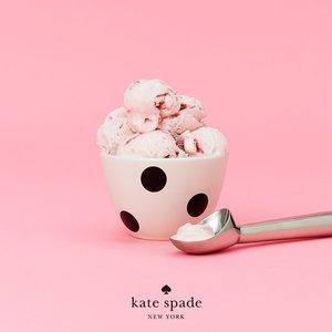 4.6折起 收波点系列餐具Kate Spade 小清新精美家居热卖  $35收情侣杯
