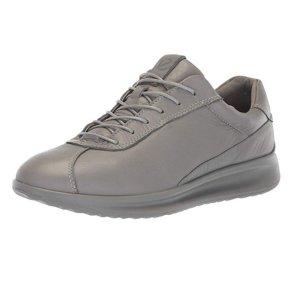 现价$62.99(原价$140)ECCO 女士灰色休闲健步鞋