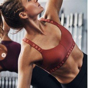 低至6折 £24收运动上衣Under Armour 圣诞大促开跑 专业+颜值 健身房男孩女孩必备