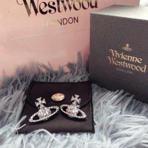 Vivienne WestwoodMayfair 经典土星耳钉