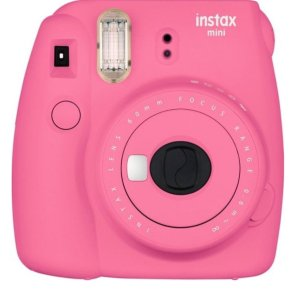 Fujifilm instax mini 9 Instant Film Camera Flamingo Pink