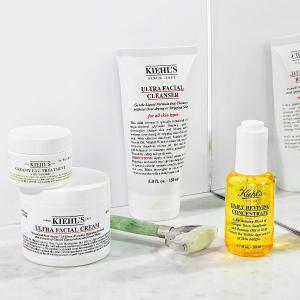 满$35送多日装小样Kiehl's美容护肤产品热卖 收牛油果眼霜