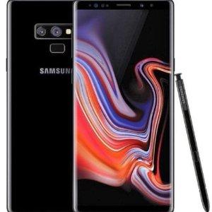 $720 (原价$1499)Samsung三星 Galaxy Note 9 双卡双待 黑色128GB