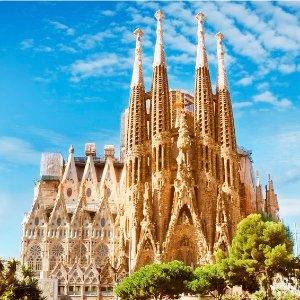 From $380Boston  - Barcelona RT Flight Good Price in Nov