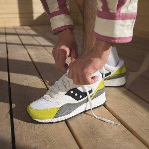低至4折 百年经典$40起Saucony 小众复古跑鞋大促 低调有实力 平价且专业