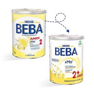 特价!€57就收6罐奶粉Nestlé BEBA 宝宝儿童奶粉热促 多年龄段可选择
