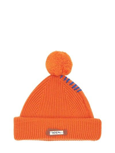 logo毛线帽