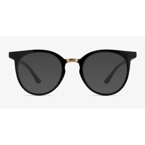 EyeBuyDirectLulu | Black | Women Metal Sunglasses | EyeBuyDirect