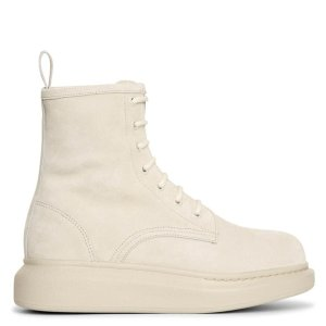Alexander McQueen踝靴