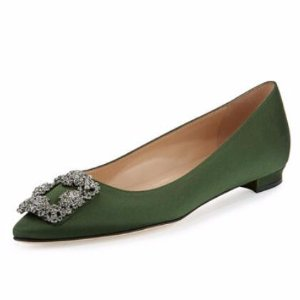 Up to 40% OffSelect Manolo Blahnik Shoes @ Bergdorf Goodman