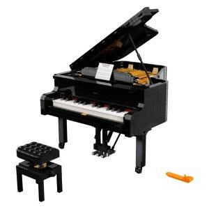 Lego三角钢琴 21323 | Ideas 系列