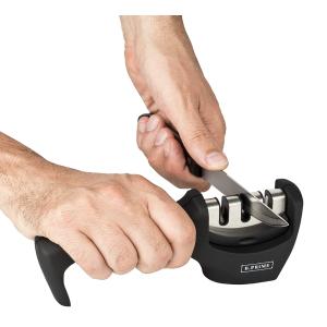 折后€7.6 性价比超高B.Prime 磨刀器 三步磨刀法 适用于所有刀具 符合人体工程学手柄