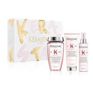 Kerastase洗发水250ml+护发素200m+防烫喷防脱洗护套装