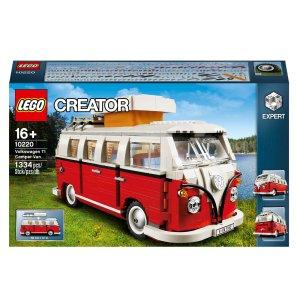 Dealmoon Exclusive: LEGO Creator Expert: Volkswagen T1 Camper Van (10220)