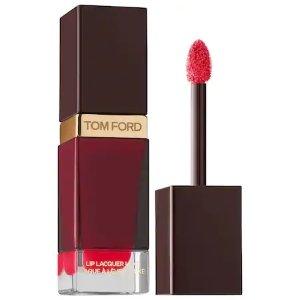 Sephora 现有Tom Ford 新款唇釉热卖 打造完美玻璃唇