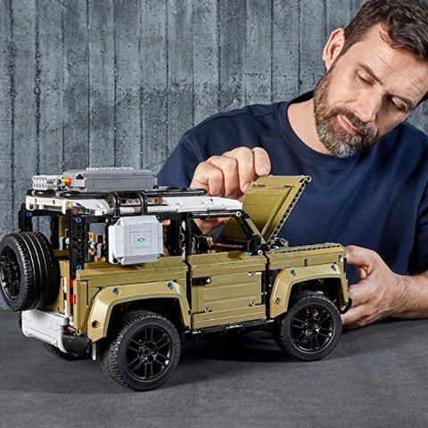 20% offAmazon LEGO Technic Building Kit