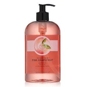 $15(原价$20)闪购:The Body Shop 粉红葡萄柚沐浴露 750ml 超大瓶装
