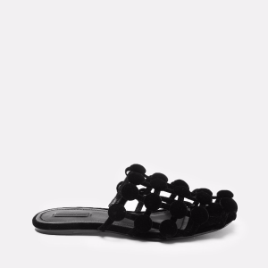 Alexander WangAmelia Velvet 拖鞋