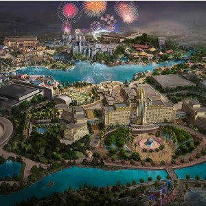 Opening in 2021Universal Studio Beijing is Coming Soon
