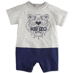 $42起 多数州无税Kenzo 儿童精选服饰低至6折促销,收虎头T恤