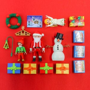 25% Off Christmas themed itemsPlaymobil Christmas in July Sale