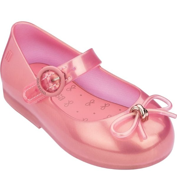 儿童果冻鞋