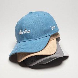 低至8折 经典LOGO帽£15New Era 棒球帽 素颜显瘦神器 甜酷风穿搭 明星同款