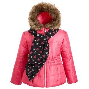 Starting at $17.99macys Kids Winter Coats Sale