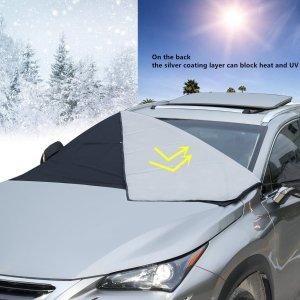 $11.99(原价$19.99)Chanvi 汽车挡风玻璃罩