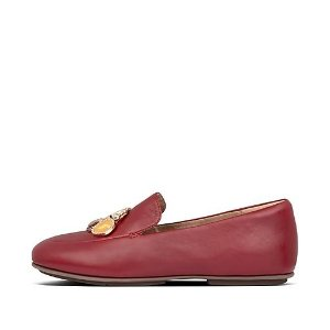 FitFlop$20 off $100Jewel Leather Loafers