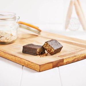 巧克力焦糖脆皮能量棒
