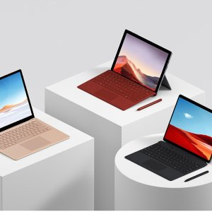 全场8.5折 立减百元Microsoft Surface系列办公本好价回归