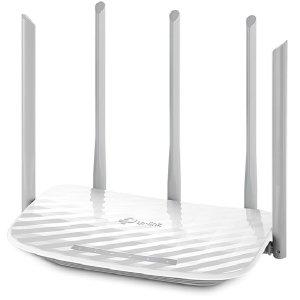 $49.99 (原价$79.99)TP-Link AC1350 双频千兆路由器