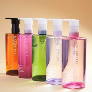 Dealmoon Exclusive Early Access! 20% OffALL Cleansing Oils  @ Shu Uemura