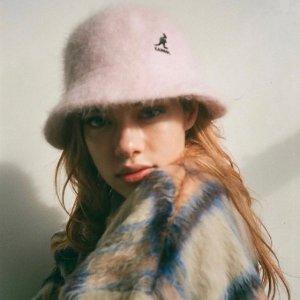 低至5.3折 袋鼠贝雷帽£39收Kangol、NY、Stussy 贝雷帽、棒球帽、包包、配饰好价