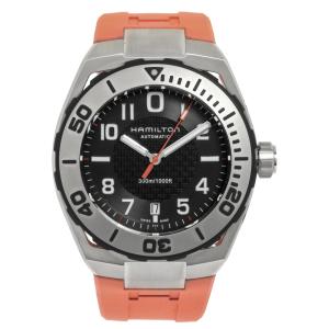 $338Dealmoon Exclusive: Hamilton Khaki Navy Date Automatic Men's Watch